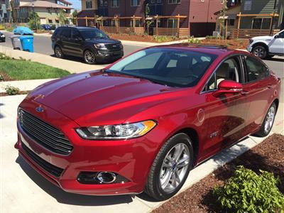 2016 Ford Fusion Energi lease in Dixon,CA - Swapalease.com