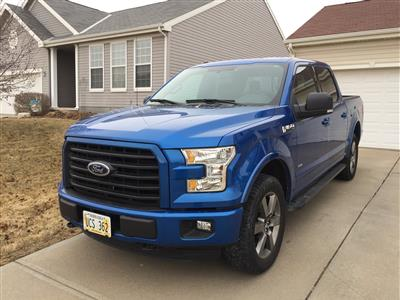 2016 Ford F-150 lease in Omaha,NE - Swapalease.com