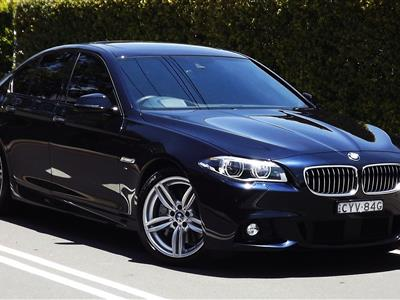 2015 BMW 5 Series lease in Gloucester,MA - Swapalease.com