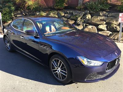 2014 Maserati Ghibli lease in Kirkland,WA - Swapalease.com