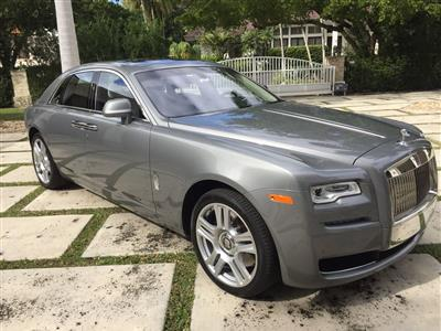2016 Rolls-Royce Ghost lease in Coral Gables,FL - Swapalease.com
