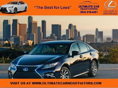 2017 Lexus ES 350 lease in Ft. Lauderdale,FL - Swapalease.com