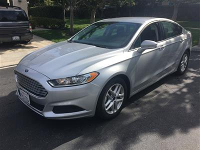 2016 Ford Fusion lease in Huntington Beach,CA - Swapalease.com