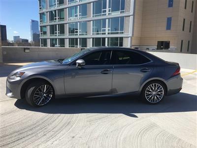 2016 Lexus IS 200t lease in Philadelphia,PA - Swapalease.com