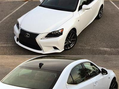 2016 Lexus IS 250 F Sport lease in Oxford,OH - Swapalease.com