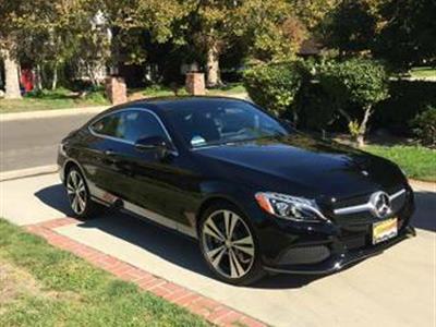 2017 Mercedes-Benz C-Class lease in Woodland Hills,CA - Swapalease.com