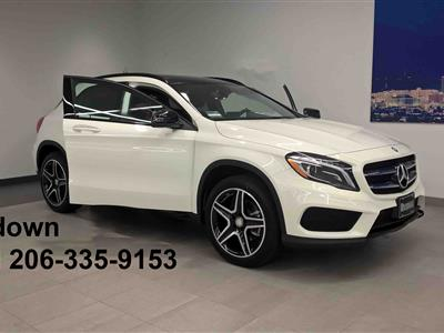 mercedes benz gla suv lease deals. Black Bedroom Furniture Sets. Home Design Ideas