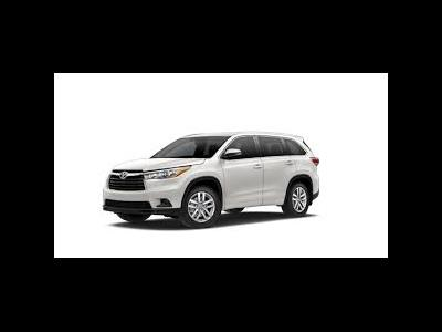 2016 Toyota Highlander lease in Yonkers,NY - Swapalease.com