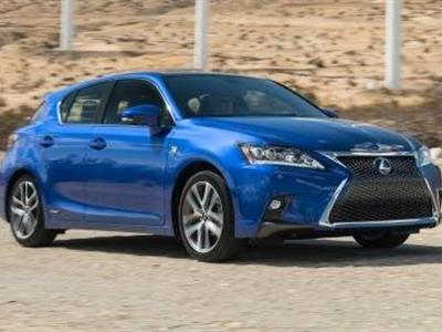 2017 Lexus CT 200h lease in New York,NY - Swapalease.com