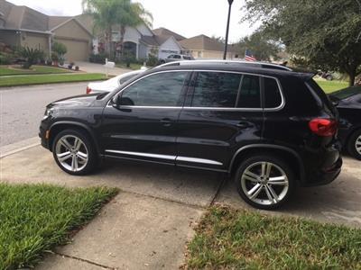 2016 Volkswagen Tiguan lease in Tampa,FL - Swapalease.com