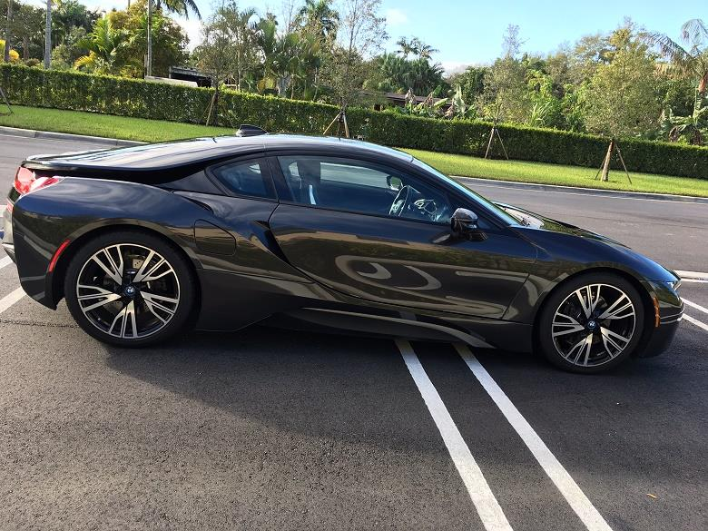 2016 bmw i8 lease in cooper city fl. Black Bedroom Furniture Sets. Home Design Ideas