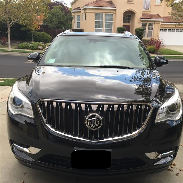 Buick Lease Deal: Buick Enclave 2015 Lease