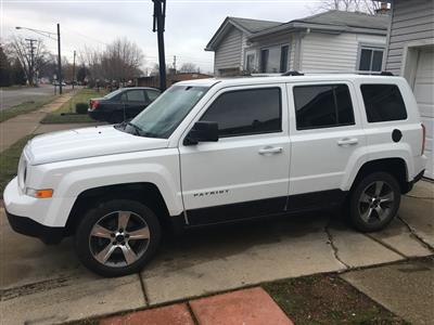 2016 Jeep Patriot lease in Lincoln Park,MI - Swapalease.com