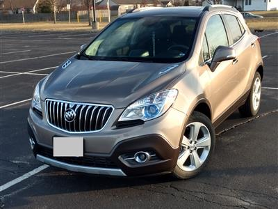 2015 Buick Encore lease in Chatham,IL - Swapalease.com