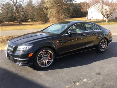 2014 Mercedes-Benz CLS-Class lease in Hagerstown,MD - Swapalease.com