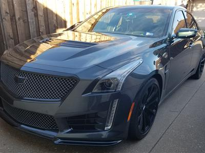 2016 Cadillac CTS-V lease in Dallas,TX - Swapalease.com