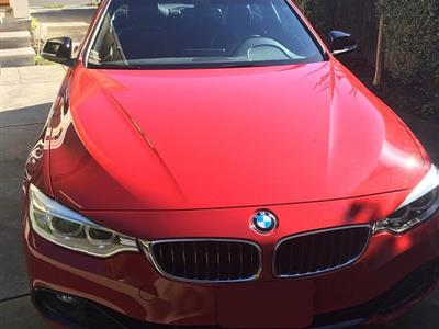 2014 BMW 4 Series lease in Sonoma,CA - Swapalease.com