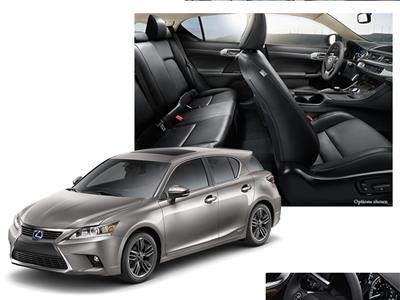 2016 Lexus CT 200h lease in Foster City,CA - Swapalease.com