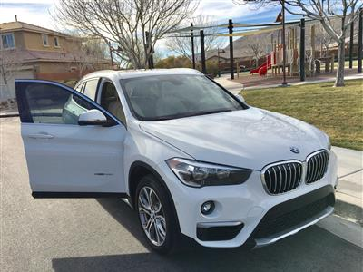 2017 BMW X1 lease in Las Vegas,NV - Swapalease.com