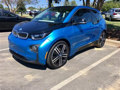 2017 BMW i3 lease in High Point,NC - Swapalease.com