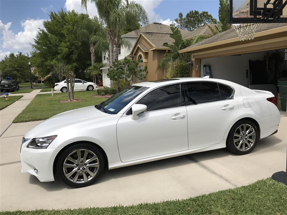 Lexus gs350 lease