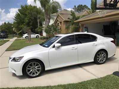 2015 Lexus GS 350 Lease In Hollywood,FL   Swapalease.com