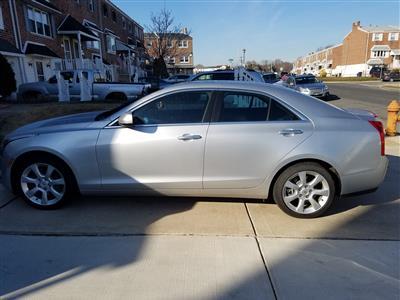 2014 Cadillac ATS lease in Philadelphia ,PA - Swapalease.com