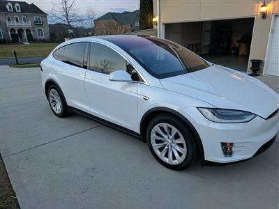 2016 Tesla Model X lease in Waxhaw,NC - Swapalease.com