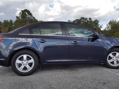 2016 Chevrolet Cruze lease in Lake City,FL - Swapalease.com