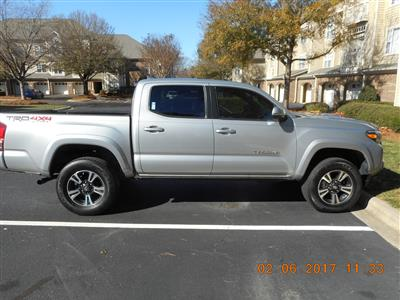 2016 Toyota Tacoma lease in Charlotte,NC - Swapalease.com