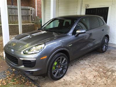 2016 Porsche Cayenne lease in Atlanta ,GA - Swapalease.com