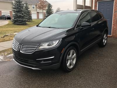 2016 Lincoln MKC lease in Shelby Twp ,MI - Swapalease.com