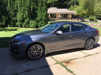 2015 Infiniti Q50S lease in Fox Point,WI - Swapalease.com