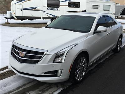 2015 Cadillac ATS lease in dayton,NV - Swapalease.com
