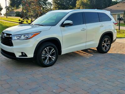 2016 Toyota Highlander lease in sorrento,FL - Swapalease.com