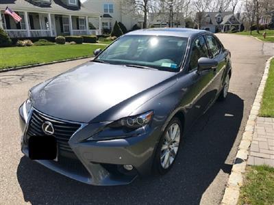 2014 Lexus IS 250 lease in Calverton,NY - Swapalease.com
