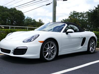 2016 Porsche Boxster lease in Windermere,FL - Swapalease.com