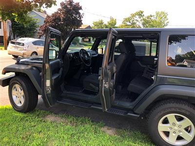 2016 Jeep Wrangler Unlimited lease in Saugus,MA - Swapalease.com