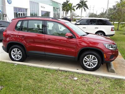 2016 Volkswagen Tiguan lease in Miami Beach ,FL - Swapalease.com