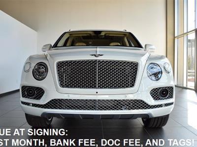 2017 Bentley Bentayga lease in Brooklyn,NY - Swapalease.com