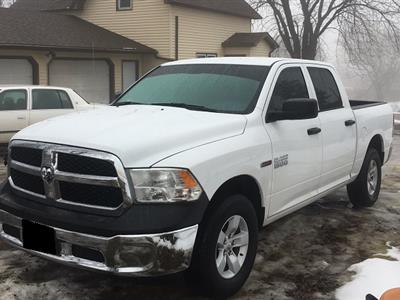 2016 Ram Ram Pickup 1500 lease in Kimball,MN - Swapalease.com