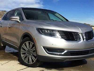 2016 Lincoln MKC lease in california,MD - Swapalease.com