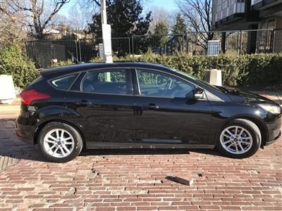 2016 Ford Focus lease in Washington DC,DC - Swapalease.com