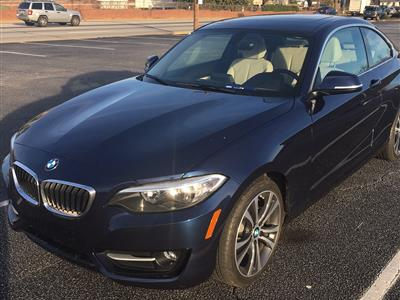 2016 BMW 2 Series lease in Greenville,SC - Swapalease.com