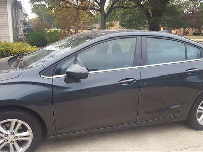 2017 Chevrolet Cruze lease in Fairview Park,OH - Swapalease.com