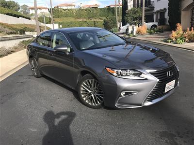2016 Lexus ES 350 lease in Irvine,CA - Swapalease.com