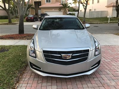 2016 Cadillac ATS lease in Ft. Lauderdale,FL - Swapalease.com