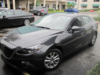 2015 Mazda MAZDA3 lease in Juno Beach,FL - Swapalease.com