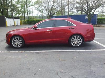 2016 Cadillac ATS lease in Knoxville,TN - Swapalease.com