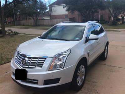2016 Cadillac SRX lease in Katy,TX - Swapalease.com